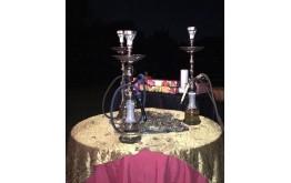 Shisha Habibi 80cm 2 Salidas